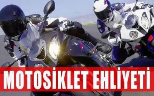 MOTOSİKLET EĞİTİMİ